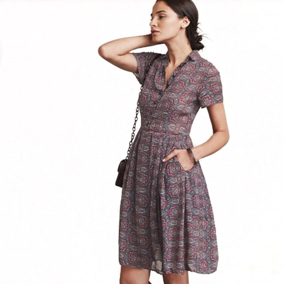 Reformation Dresses & Skirts - Reformation Charlie button up dress